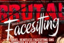 Brutal Facesitting