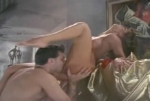 Couple having fantastic oral sex in a room