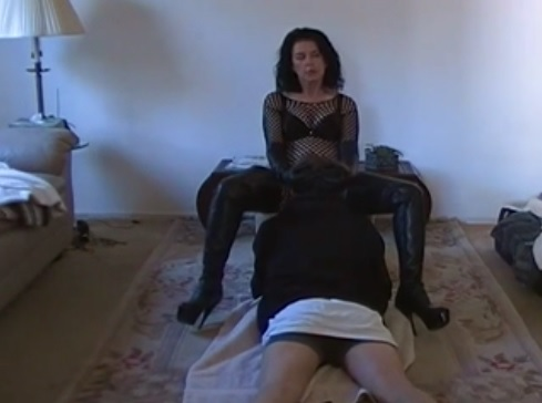 Strict wife makes long suffering husband pay for his errors 3