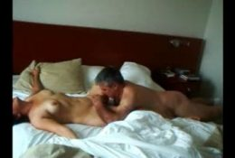 Wife cums from pussy licking